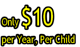 Only $10 
